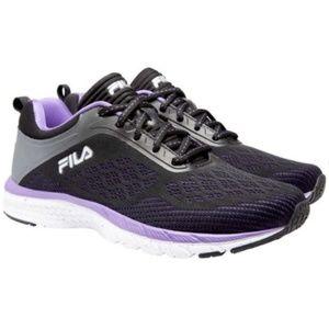 FILA Womens Memory Foam Outreach Athletic Shoe